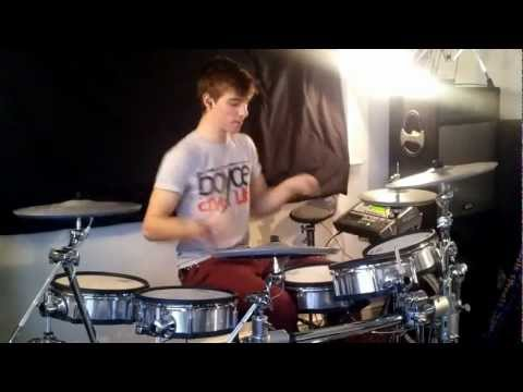 Simon Williams | Skrillex - Bangarang (DRUM COVER) *HD* EP