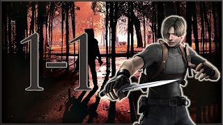 Resident Evil 4: Ultimate HD Edition (Knife Only) - Chapter 1-1 | The Leviathan