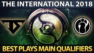 The International 8 Main Qualifiers China: Best Plays Dota 2