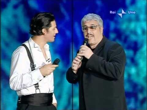 Pino Daniele - Medley con Fiorello