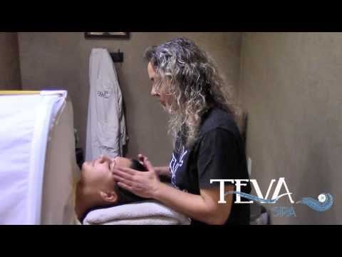 Teva Spa Treatments: Dead Sea Salt Glow and Healing Water Steam