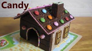Meiji 3 - DIY Chocolate House Kit ? Sweets Decoration