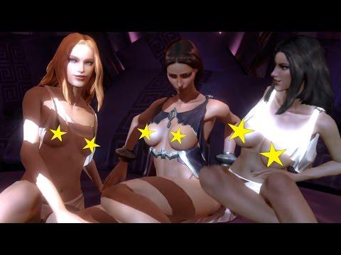 God Of War 3 - Let's Play God Of War 3 Part 19 - Süsse Verführung In Aphrodites Gemach video