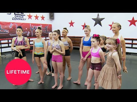 "Dance Moms: Dance Digest - ""Light as a Feather Stiff as a Board"" (Season 4 Flashback) 