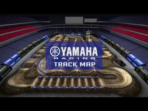 2018 Yamaha Track Map: Forborough