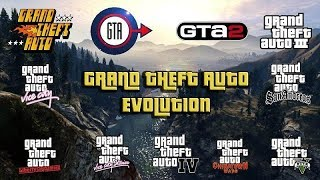 Evaluation of GRAND THEFT AUTO 1997-2013