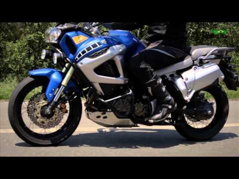 Teste Yamaha XT 1200Z Super Ténéré