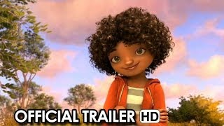 Home Official Trailer #1 (2014) HD