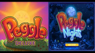 Descargar Peggle Deluxe y Night Para Pc  Full-Portable y En Español |Bien Explicado HD