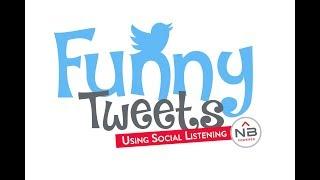 Funny Tweets (Dad Jokes)