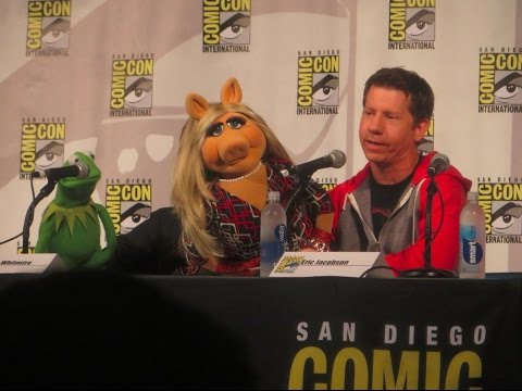 FULL 2015 Muppet Show panel at SDCC