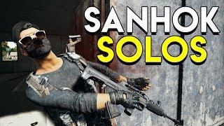 Sanhok Solos - PUBG (PlayerUnknown's Battlegrounds)