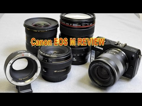 The Canon EOS M Autofocus Review after  Firmware Updated to Version 2
