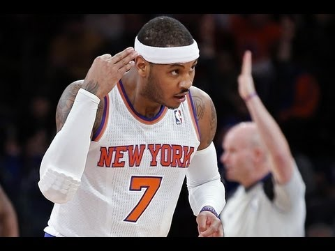Carmelo Anthony - Miracle (HD)