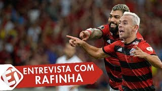 """RAFINHA: """"O FLAMENGO É UM DOS MAIORES CLUBES DO MUNDO"""" - ENTREVISTA EXCLUSIVA"""