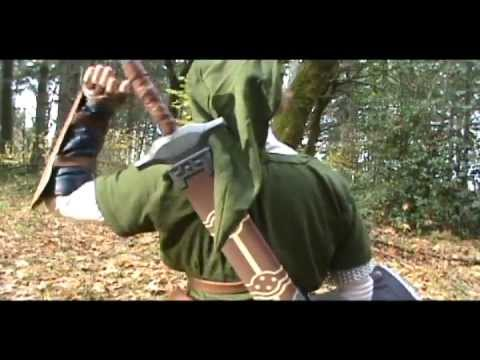Skyward Sword live action trailer