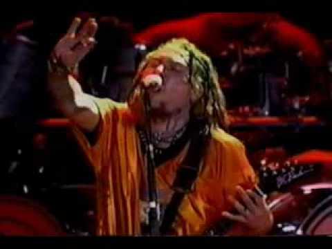 sepultura - attitude (live ozzfest '96)