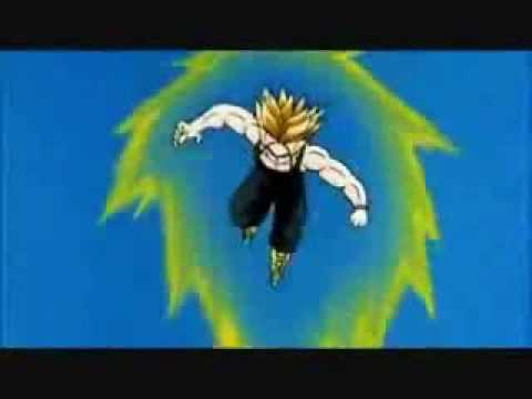 DBZ Tv Special History Of Trunks - Final Battle