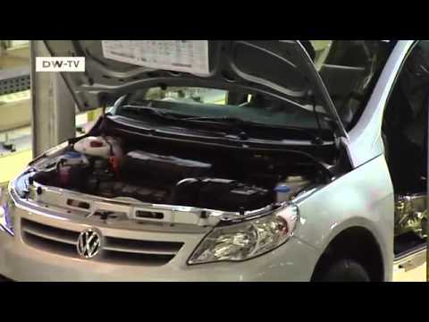 Autowelt: VW Gol   Made in Germany