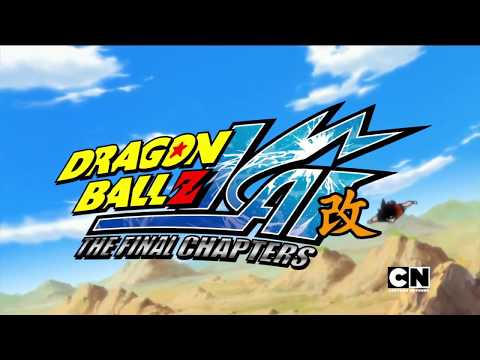 Dragon Ball Z Kai: The Final Chapters Opening LATINO | Cartoon Network