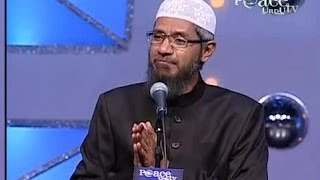 Woman asks difficult question to Dr. Zakir Naik.