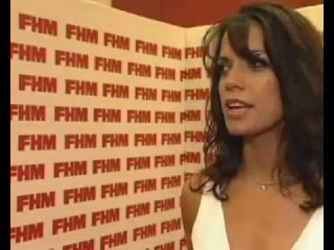 Jenny Powell interview Video