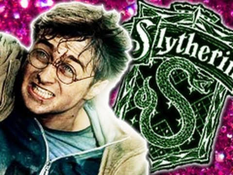 HARRY POTTER Tonight Tonight -- Hot Chelle Rae Music Video (Slytherin Night)