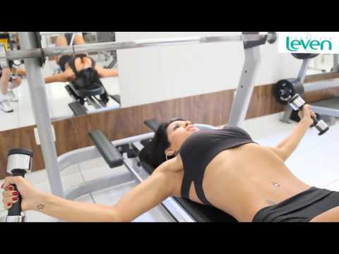 ganhar massa muscular com Gaby Fontenelle