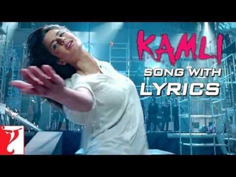 Kamli- Full Song Lyrics English Subtitels video