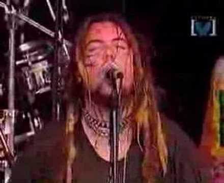 Soulfly - Spit (live) Video