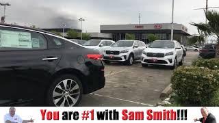 2019 Kia Optima Sexy Black Made in America. Call Sam Now 832-385-4161