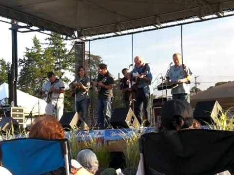 Seldom Scene - Raised By The Railroad Line
