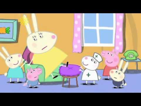 Peppa Pig - Miss Rabbit's Dies new episode june 2013