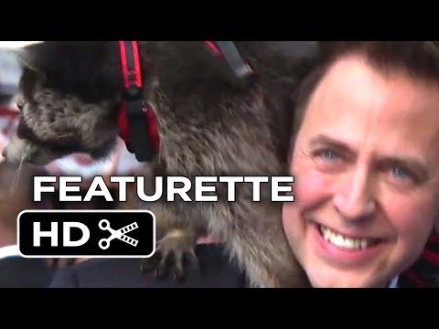 Guardians of the Galaxy Featurette - European Premiere (2014) - James Gunn Raccoon Adventure HD