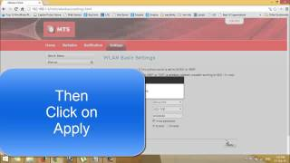How To Set Password For Mts Mblaze Wifi Data Card