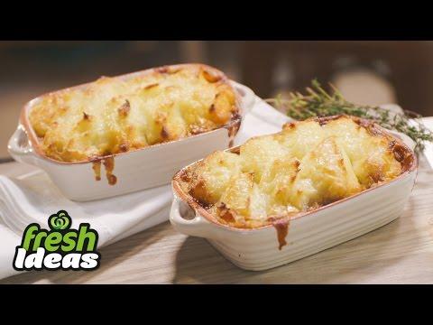 Classic Shepherd's Pie Recipe - Fresh Ideas