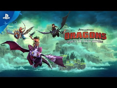 DreamWorks Dragons - Dawn of New Riders | PS4