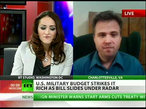 Congress approves largest military budget ever