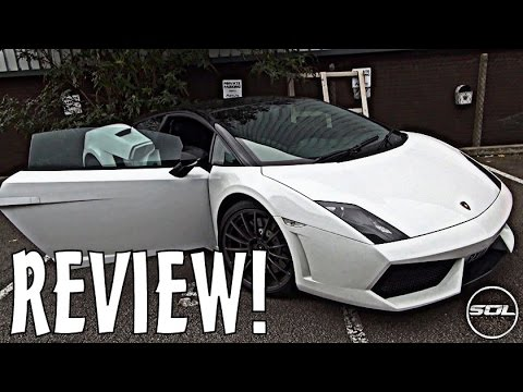 LAMBORGHINI GALLARDO LP560-4 BICOLORE: REVIEW!!