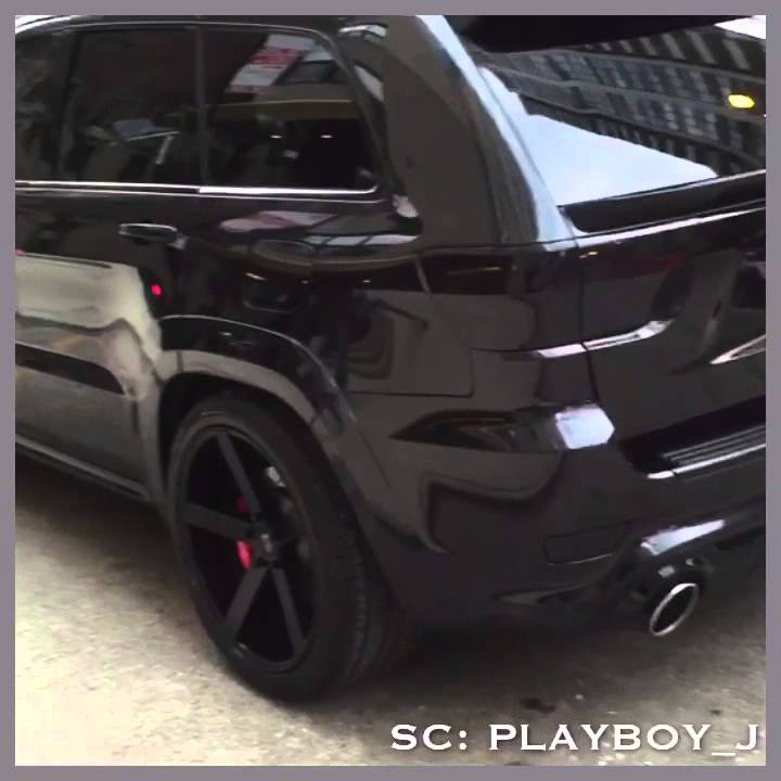 Jeep Grand Cherokee Srt Inch Rohannas Youtube