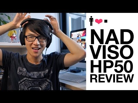 NAD Viso HP50 Review - A Beauty and a Beast? klip izle