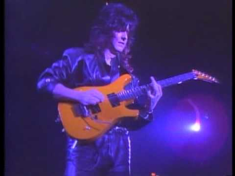 Europe - Kee Marcello Guitar Solo ( Live In London 1987 )