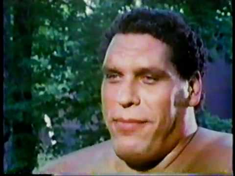 Andre The Giant on steroids