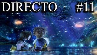 Final fantasy X HD Remaster | PS4 | Guia al 100% | Directo | Episodio 11 | Desbloqueando Creaciones