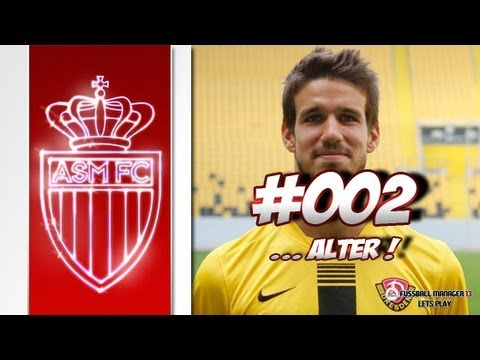 AS MONACO - Fussball Manager 13 Lets Play #002 - Pjanic & Bregerie ... Alter ! | ᴴᴰ