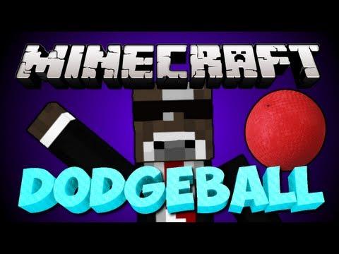Minecraft 1.6.4 DODGEBALL Server Minigame