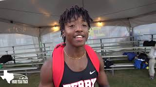 5A Boys Triple Jump  Bronze Medalist Vonte Davis   YouTube