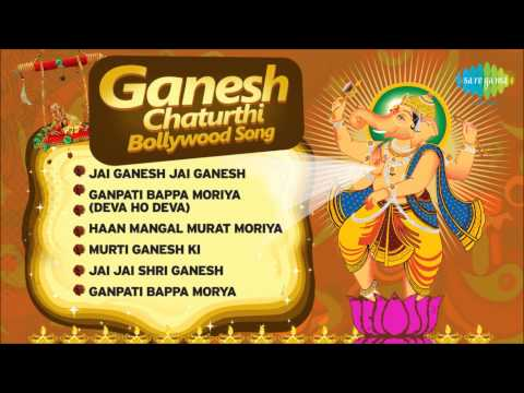 Bollywood Ganesha Songs - Ganpati Bappa Morya - Top Hindi Songs...