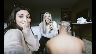 i cant believe they did this to my hair (feat. JR Alli, tara michelle, & shelby church)