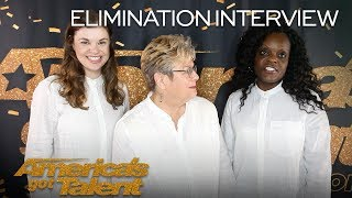 Elimination Interview: Angel City Chorale Recalls Their Performances - America